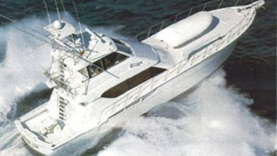Photo of 1999 Hatteras 60′ Convertible – $489,000