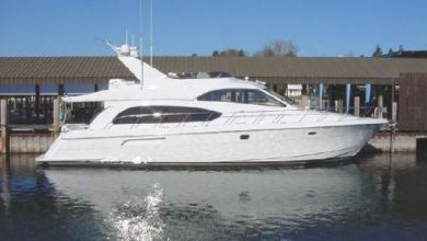 Photo of 2002 Hatteras 63′ Motor Yacht – $799,000