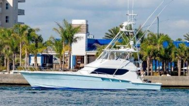 Photo of 1999 Hatteras 60′ Convertible – $625,000