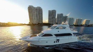 Photo of 2012 Hatteras 72′ Motor Yacht – $2,450,000