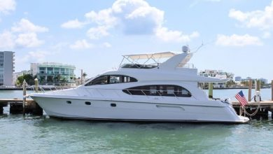 Photo of 2002 Hatteras 63′ Motor Yacht – $785,000