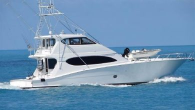 Photo of 2007 Hatteras 77′ Convertible – $3,485,000