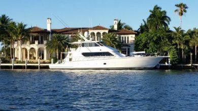 Photo of 2002 Hatteras 86′ Convertible – $2,321,679