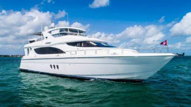 Photo of 2008 Hatteras 80′ Motor Yacht – $2,995,000