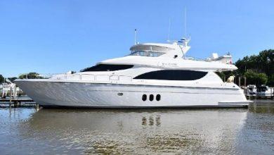 Photo of 2004 Hatteras 80′ Motor Yacht – $1,999,000