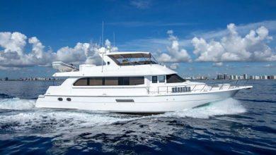 Photo of 2000 Hatteras 75′ Motor Yacht – $1,170,000