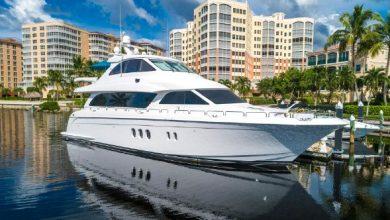 Photo of 2010 Hatteras 72′ Motor Yacht – $2,499,000