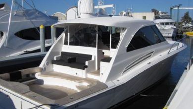 Photo of 2018 Hatteras 45′ Express – $1,475,000