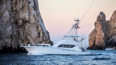 Photo of 1999 Hatteras 60′ Convertible – $679,000