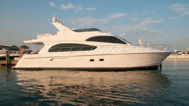 Photo of 2006 Hatteras 64′ Motor Yacht – $1,499,000