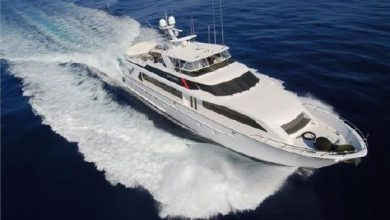 Photo of 2003 Hatteras 100 Raised Pilothouse – $2,950,000