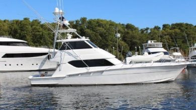 Photo of 2006 Hatteras 60′ Convertible – $859,000