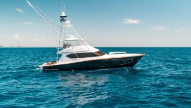 Photo of 2017 Hatteras GT 70′ Convertible – $4,995,000