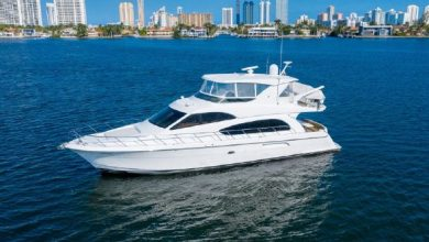 Photo of 2011 Hatteras 64′ Motor Yacht – $1,185,000