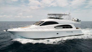 Photo of 2006 Hatteras 64′ Motor Yacht – $1,149,000