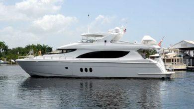 Photo of 2004 Hatteras 80′ Motor Yacht – $1,790,000