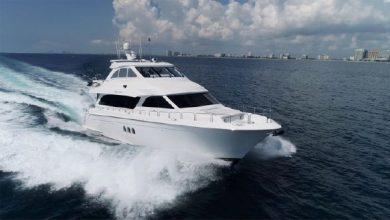 Photo of 2008 Hatteras 72′ Motor Yacht – $1,849,000