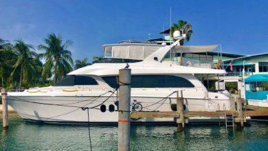 Photo of 2008 Hatteras 72′ Motor Yacht – $579,000