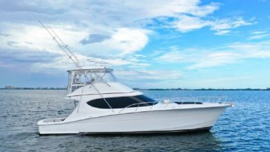Photo of 2013 Hatteras GT 54′ Convertible – $1,595,000