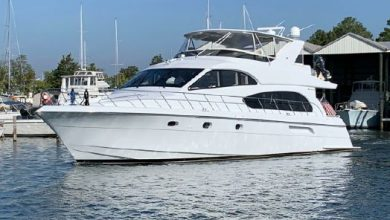 Photo of 2002 Hatteras 63′ Motor Yacht – $895,000