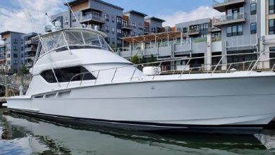 Photo of 1999 Hatteras 60′ Convertible – $499,900