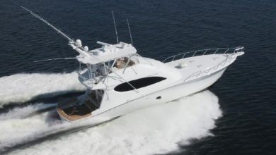 Photo of 2006 Hatteras 64′ Convertible – $1,299,000