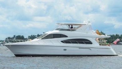 Photo of 2006 Hatteras 64′ Motor Yacht – $1,199,000