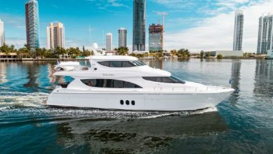 Photo of 2013 Hatteras 80′ Motor Yacht – $3,995,000