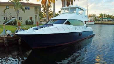 Photo of 2009 Hatteras 60′ Motor Yacht – $1,249,900