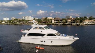 Photo of 2008 Hatteras 72′ Motor Yacht – $2,449,000