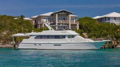 Photo of 2004 Hatteras 75′ Motor Yacht – $1,495,000