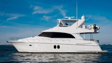 Photo of 2009 Hatteras 60′ Motor Yacht – $1,249,000