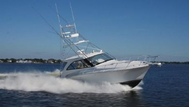 Photo of 2016 Hatteras 45′ Express – $1,449,000