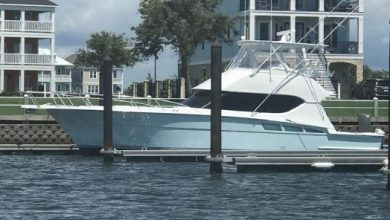 Photo of 2000 Hatteras 50′ Convertible – $499,900