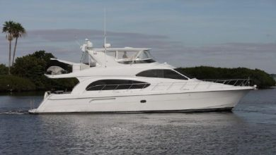 Photo of 2007 Hatteras 64′ Motor Yacht – $1,299,000