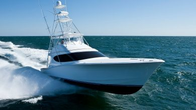 Photo of New Hatteras GT54