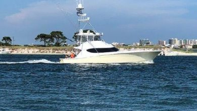 Photo of 2009 Hatteras 60′ Convertible – $1,685,450