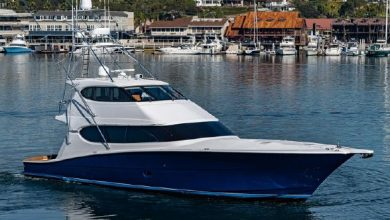 Photo of 2008 Hatteras 77′ Convertible – $3,150,000