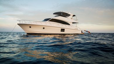 Photo of New Hatteras M60 Motor Yacht