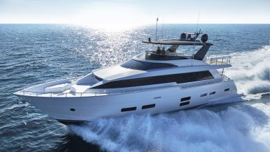 Photo of New Hatteras M75 Panacera
