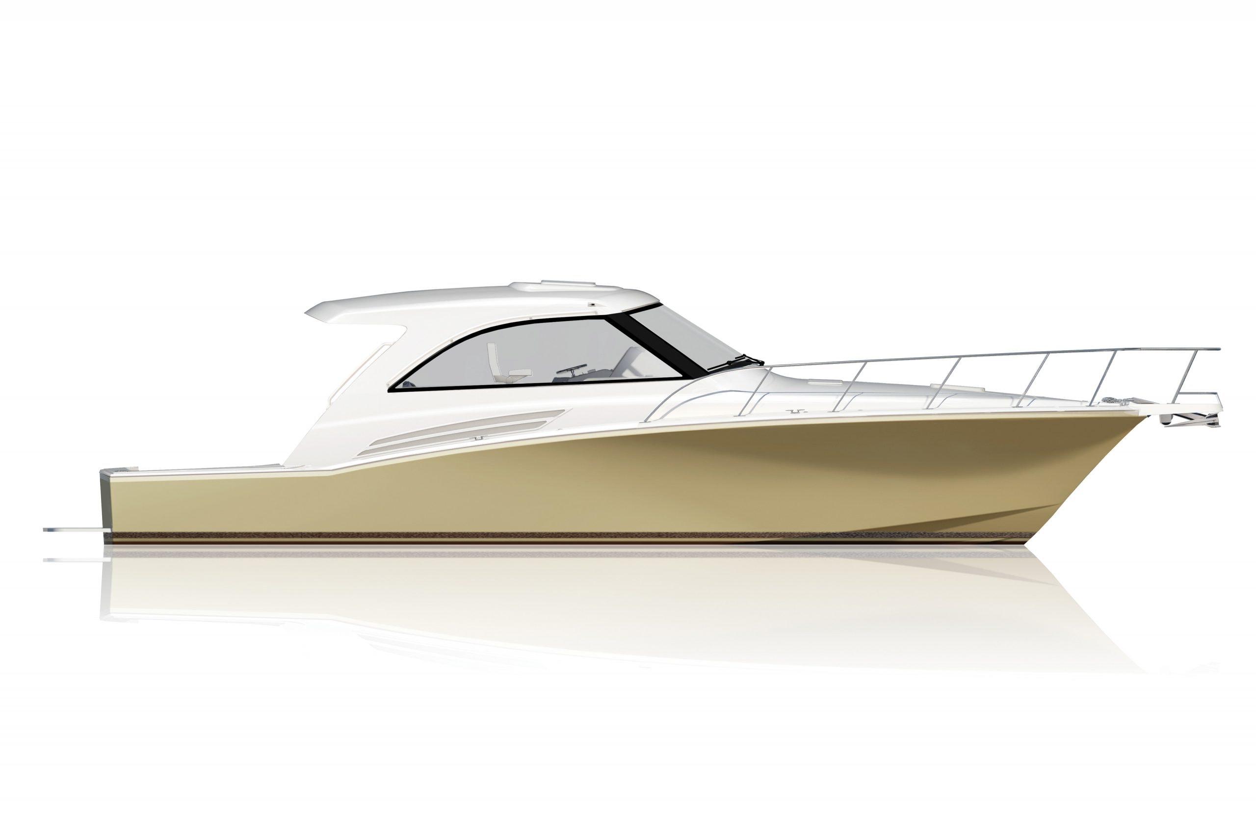 Hatteras GT45 EX