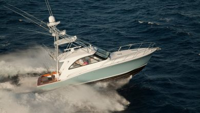 Photo of New Hatteras GT45 Express